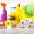 temizlik · çalışmak · ev · şişe · kırmızı - stok fotoğraf © JanPietruszka