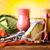 sport · diéta · kalória · étel · fitnessz · gyümölcs - stock fotó © janpietruszka