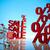 sprzedaży · symbol · objętych · refleksji · 3d · ilustracji - zdjęcia stock © janpietruszka