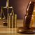 Law theme, mallet of judge, wooden gavel  stock photo © JanPietruszka