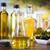 自家製 · 健康 · オリーブオイル · 緑 · オリーブ · 新鮮な - ストックフォト © janpietruszka