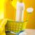 variëteit · reinigingsproducten · werk · home · fles · Rood - stockfoto © JanPietruszka