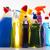 дома · очистки · продукт · работу · домой · бутылку - Сток-фото © JanPietruszka