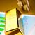 goud · bars · lineair · grafiek · financiële · geld - stockfoto © JanPietruszka