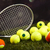sports balls with equipment natural colorful tone stock photo © janpietruszka