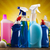 schoonmaken · uitrusting · werk · home · fles · dienst - stockfoto © JanPietruszka