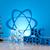 Atom, Molecules model stock photo © JanPietruszka