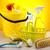 temizleme · ürünleri · çalışmak · ev · şişe · kırmızı - stok fotoğraf © JanPietruszka