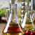olijfolie · flessen · middellandse · zee · landelijk · blad · glas - stockfoto © janpietruszka