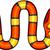 yılan · hayvan · sanat · vektör · örnek · moda - stok fotoğraf © jara3000