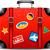 travel suitcase stock photo © jara3000