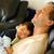 ребенка · спящий · груди · детей · человека · Председатель - Сток-фото © jarenwicklund