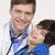 lekarza · chorych · młodych · asian · chłopca · szpitala - zdjęcia stock © jarenwicklund