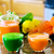 twee · sinaasappelen · geïsoleerd · witte · achtergrond · oranje - stockfoto © jarenwicklund