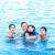 家族 · スイミング · 一緒に · プール · 無効になって - ストックフォト © jarenwicklund