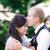 lo · sposo · bacio · sposa · guancia - foto d'archivio © jarenwicklund