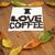 amor · café · papel · resumen · luz · arte - foto stock © jarin13