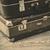 kettő · öreg · bőrönd · izolált · fehér · retro - stock fotó © jarin13