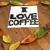 amor · café · marco · papel · resumen · luz - foto stock © jarin13