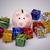 año · nuevo · cerdo · regalo · aislado · manos · ilustración - foto stock © jarin13