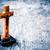 güzel · eski · çapraz · İsa · Paskalya - stok fotoğraf © jarin13