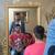 salão · de · beleza · situação · adulto · homem · mulher · espelho - foto stock © jasminko
