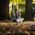 女性 · ボクサー · 森林 · 笑みを浮かべて · 男性 · ライフスタイル - ストックフォト © jasminko