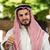 arab saudi emirates man holding thumbs up stock photo © jasminko