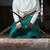 Close Up Muslim Woman Is Reading The Koran stock photo © Jasminko