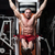 gymnasium · jonge · man · poseren · bodybuilding · man - stockfoto © jasminko