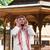 megvilágosodás · fiatal · muszlim · férfi · készít · hagyományos - stock fotó © jasminko