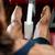spor · erkekler · güç · erkek · güzel · bacak - stok fotoğraf © Jasminko