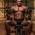 masculino · corpo · construtor · pesado · peso · exercer - foto stock © jasminko