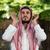 ムスリム · 男 · 祈っ · モスク · 小さな - ストックフォト © jasminko