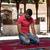 ima · mecset · kint · muszlim · férfi · imádkozik - stock fotó © Jasminko