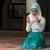 Müslüman · kadın · dua · eden · cami · genç · kız - stok fotoğraf © Jasminko