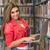 かなり · 女性 · 学生 · ノートパソコン · 図書 · 作業 - ストックフォト © jasminko