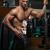 gömleksiz · adam · egzersiz · halter · spor · salonu - stok fotoğraf © jasminko