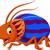 coccinelle · ponderosa · coccinelles · bug · insectes · vecteur - photo stock © jawa123