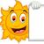 feliz · ninos · signo · amarillo · ilustración - foto stock © jawa123