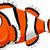 рыбы · Cartoon · иллюстрация · смешные · золото - Сток-фото © jawa123