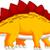 dinosaurus · karakter · groep · dieren - stockfoto © jawa123
