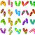 vector · paar · strand · partij · mode - stockfoto © jawa123