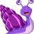 snail cartoon for your design stock photo © jawa123