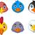 bird head cartoon stock photo © jawa123