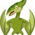 pterodactyl cartoon stock photo © jawa123