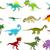 dinosaur cartoon set stock photo © jawa123