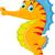 cômico · desenho · animado · alga · retro · estilo - foto stock © jawa123