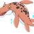 baby · dinosaurus · embryo · cartoon · illustratie · ei - stockfoto © jawa123