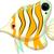 zebra · cartoon · baby · twarz · oczy · sztuki - zdjęcia stock © jawa123